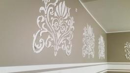 decorazioni pitture interno