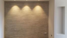 pittore decorazione muro