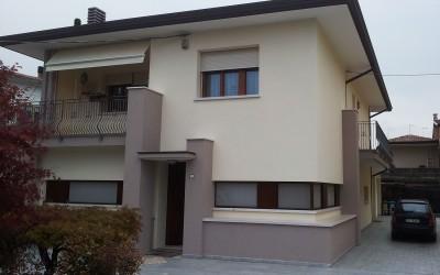 pittura casa esterna